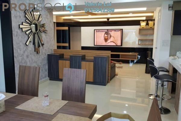 Condominium For Sale in Tiffani Kiara, Mont Kiara Freehold Fully Furnished 4R/5B 2.4m