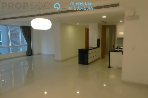Condominium For Sale in Verticas Residensi, Bukit Ceylon Freehold Semi Furnished 4R/3B 2.3m