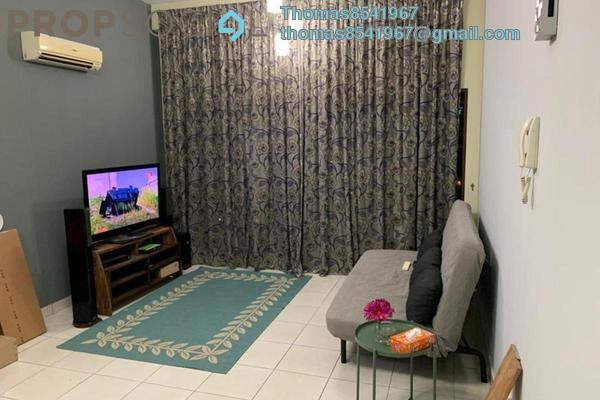 Condominium For Rent in Pelangi Damansara Sentral, Mutiara Damansara Freehold Fully Furnished 2R/2B 1.7k
