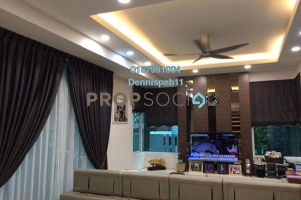 Semi-Detached For Sale in Taman Gaya, Ulu Tiram Freehold Semi Furnished 6R/6B 1.5m