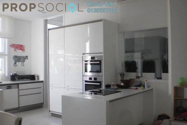 Villa For Rent in Kiara 9, Mont Kiara Freehold Semi Furnished 4R/5B 13k