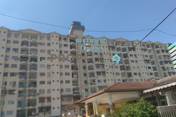 Apartment For Sale in City Heights Apartment, Kajang Freehold Semi Furnished 3R/2B 173k