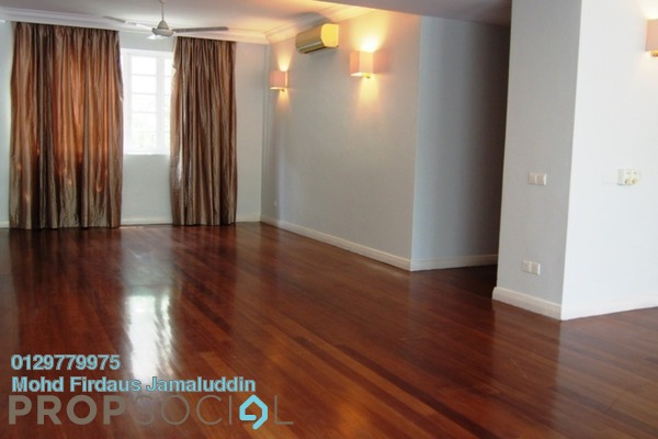 Apartment For Rent in Mesra Villa, Ampang Freehold Semi Furnished 3R/2B 4.5k