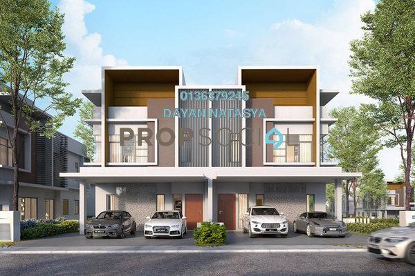 Semi-Detached For Sale in Semanja, Kajang Freehold Unfurnished 4R/5B 1.15m
