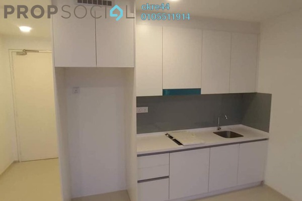 Condominium For Sale in EkoCheras, Cheras Freehold Semi Furnished 1R/1B 530k