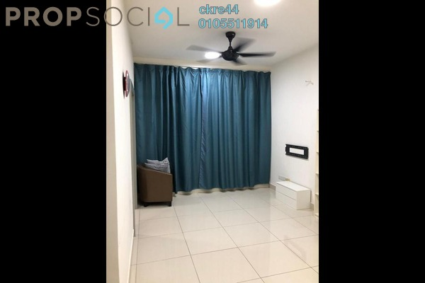 Condominium For Rent in You Vista @ You City, Batu 9 Cheras Freehold Fully Furnished 1R/1B 1.25k