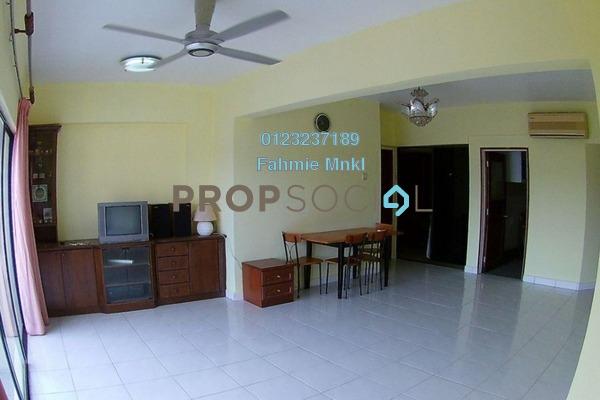 Condominium For Sale in Tiara Ampang, Ampang Leasehold Semi Furnished 3R/2B 430k