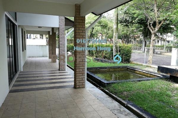 For Sale Terrace at Taman Laguna, Danga Bay Freehold Semi Furnished 6R/6B 950k