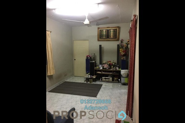 Apartment For Sale in Suria Magna, Kepong Leasehold Semi Furnished 2R/2B 215k