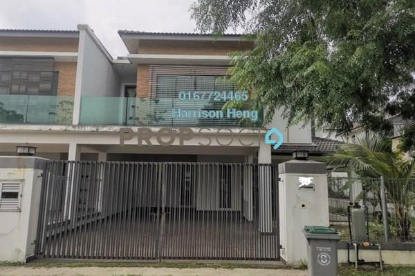 Semi-Detached For Rent in Taman Laguna, Danga Bay Freehold semi_furnished 6R/6B 3k