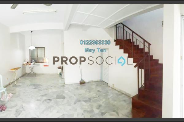 Terrace For Sale in USJ 13, UEP Subang Jaya Freehold Semi Furnished 4R/3B 640k