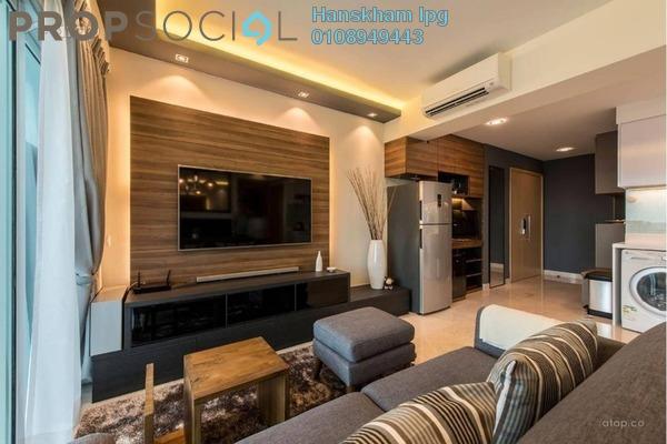 Condominium For Sale in Berlian Residence @ Setapak, Kuala Lumpur Freehold Semi Furnished 5R/4B 780k