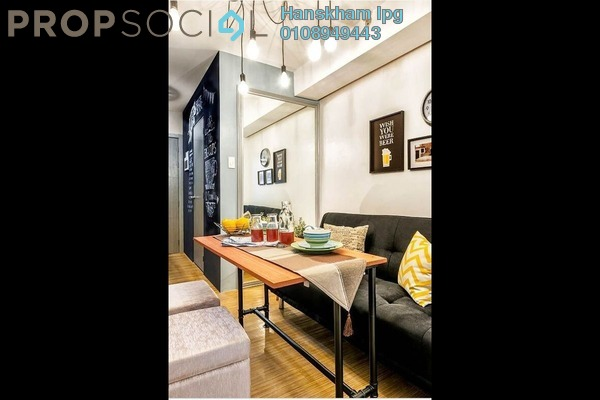 Condominium For Sale in Platinum Arena, Old Klang Road Freehold Semi Furnished 3R/2B 460k