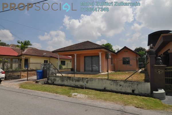 Bungalow For Sale in Desa Subang Permai, Subang Leasehold Unfurnished 3R/2B 630k