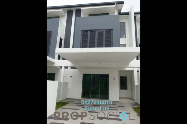 Terrace For Sale in Laman Bayu, Bukit Jalil Freehold Unfurnished 5R/5B 1.59m