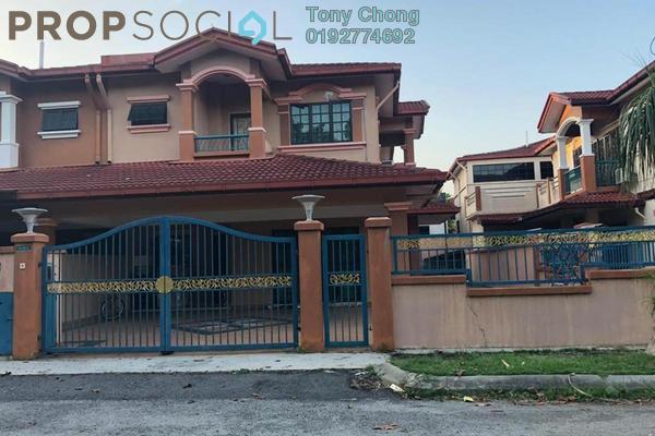 Semi-Detached For Sale in Taman Taming Maju, Balakong Freehold Semi Furnished 5R/4B 888k
