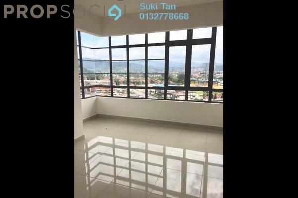 共管公寓 单位出租于 Selayang 18, Selayang Freehold Unfurnished 3R/2B 1.6千