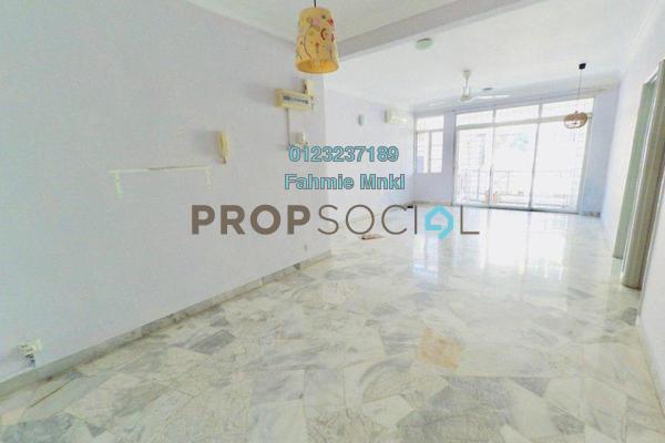 Condominium For Sale in Casa Ria, Cheras Leasehold Semi Furnished 3R/2B 420k