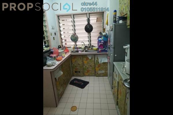 Condominium For Sale in Pandan Mewah Heights, Pandan Indah Freehold Semi Furnished 3R/2B 295k