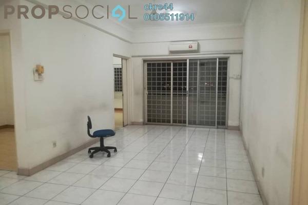Condominium For Sale in Midah Ria, Cheras Freehold Semi Furnished 3R/2B 410k
