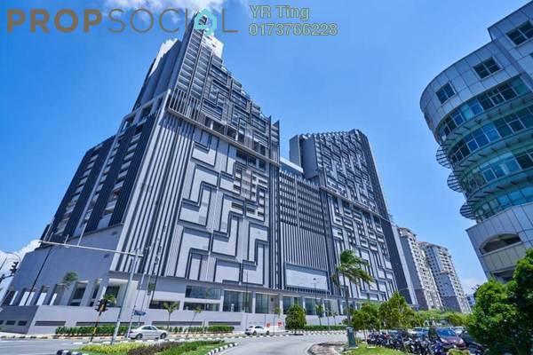 Condominium For Rent in Imperio Residences, Melaka Freehold Fully Furnished 0R/1B 1.6k