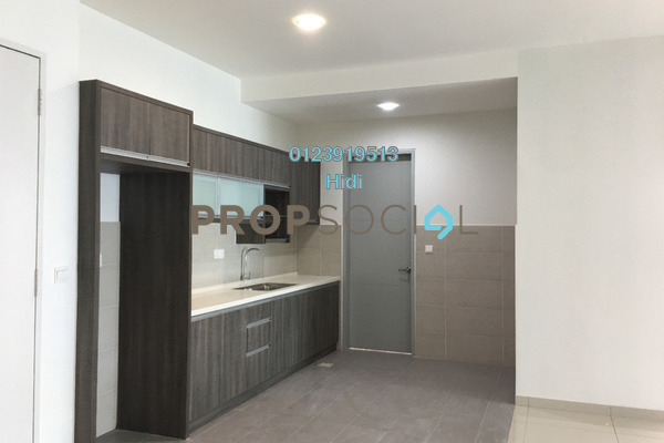 Condominium For Rent in X2 Residency, Puchong Freehold Semi Furnished 4R/5B 2k