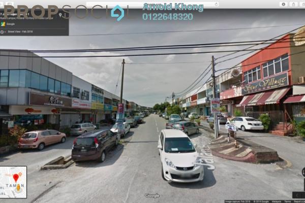Shop For Rent in Taman Saujana Putra, Johor Freehold Unfurnished 0R/0B 4.35k