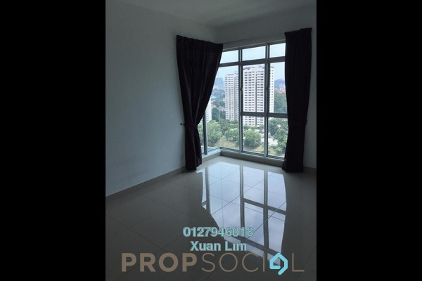 Condominium For Sale in Kiara Residence 2, Bukit Jalil Freehold Semi Furnished 3R/3B 670k