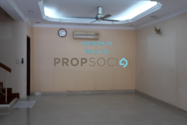 Terrace For Sale in BU7, Bandar Utama Freehold Semi Furnished 5R/4B 1.82m