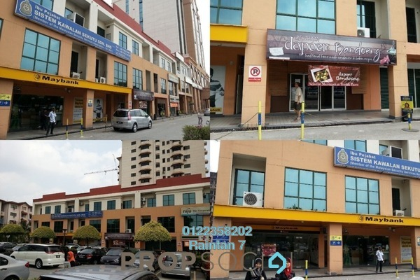 Shop For Sale in Kelana Parkview, Kelana Jaya Freehold Unfurnished 0R/16B 11m