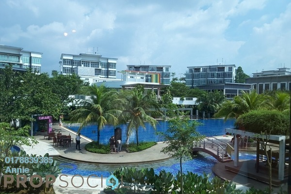 Serviced Residence For Sale in The Seed @ Sutera Utama, Skudai Freehold Unfurnished 4R/3B 686k