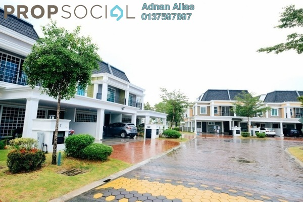 Villa For Sale in Setia Eco Glades, Cyberjaya Freehold Unfurnished 5R/5B 1.4m