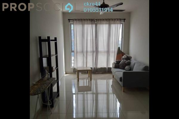 Condominium For Sale in You Vista @ You City, Batu 9 Cheras Freehold Fully Furnished 1R/1B 349k