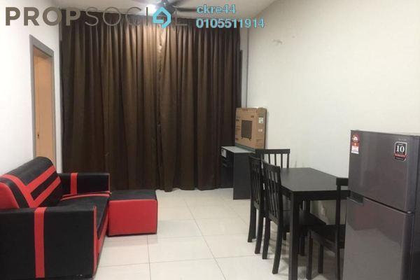 Condominium For Sale in You Vista @ You City, Batu 9 Cheras Freehold Fully Furnished 1R/1B 355k