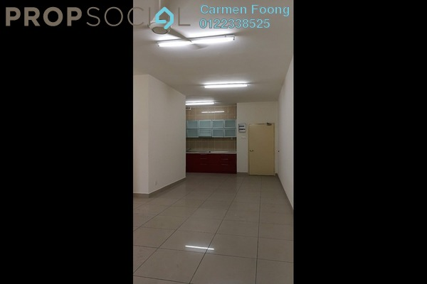 Condominium For Sale in OUG Parklane, Old Klang Road Freehold Semi Furnished 3R/2B 348k