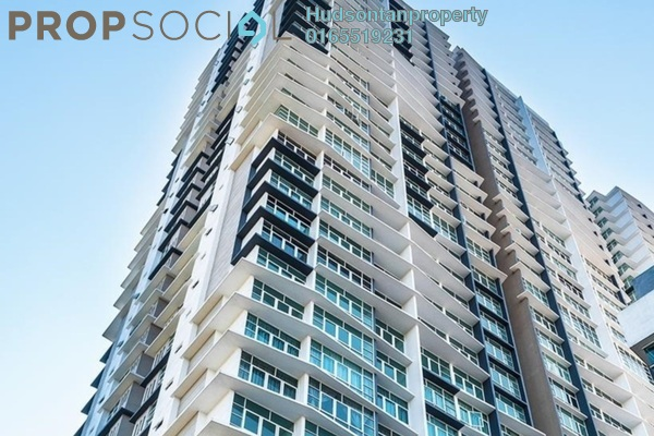 Condominium For Sale in Boulevard Serviced Apartment, Jalan Ipoh Freehold Semi Furnished 3R/2B 499k