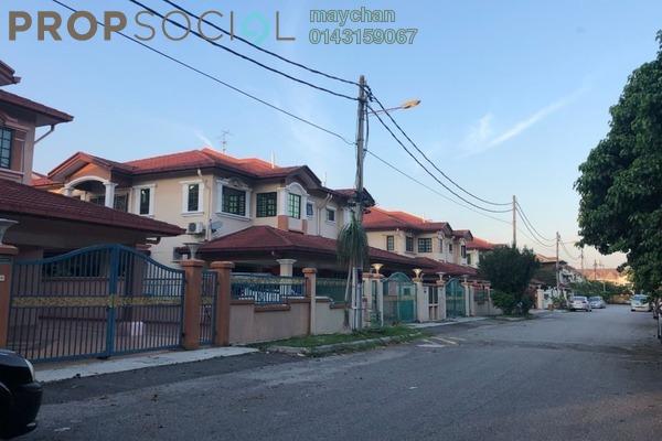 Semi-Detached For Sale in Taman Taming Maju, Balakong Freehold Semi Furnished 4R/3B 900k