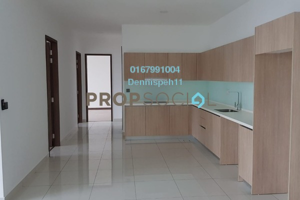 Condominium For Rent in Green Haven, Johor Bahru Freehold Semi Furnished 3R/2B 1.5k