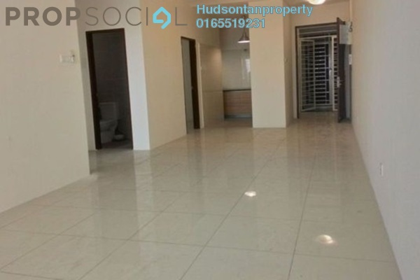 Condominium For Sale in Sentral Residences, Kajang Freehold Semi Furnished 3R/2B 420k