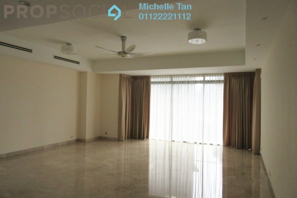 Condominium For Rent in Stonor Park, KLCC Freehold Semi Furnished 4R/5B 12k
