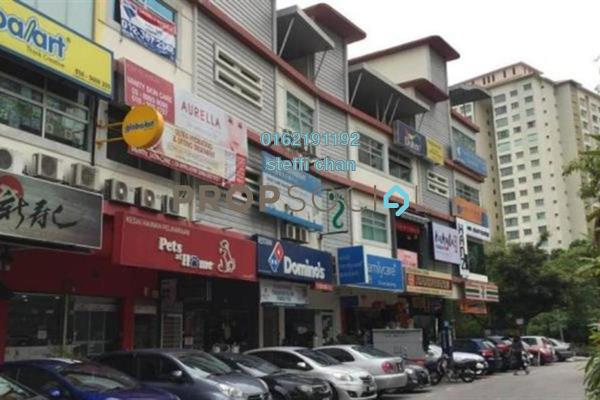 For Sale Shop at The Link, Bukit Jalil Freehold Semi Furnished 0R/6B 3.7m