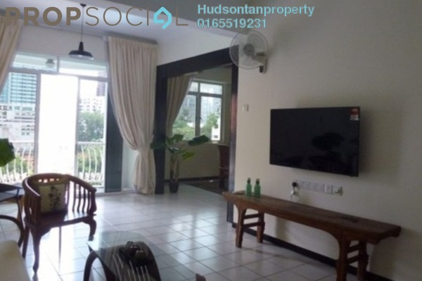 Condominium For Sale in Villaria, Bukit Antarabangsa Freehold Semi Furnished 3R/2B 270k