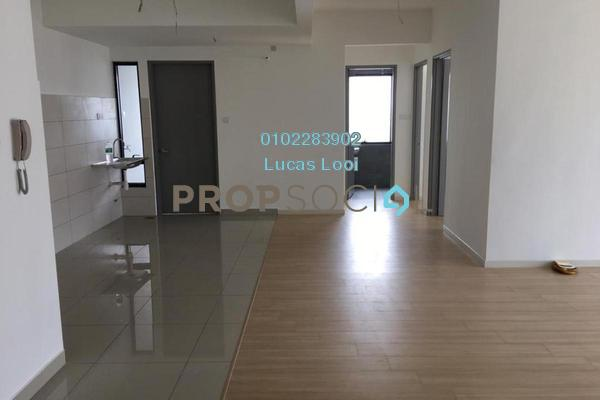 Serviced Residence For Sale in You One, UEP Subang Jaya Freehold Semi Furnished 3R/3B 940k