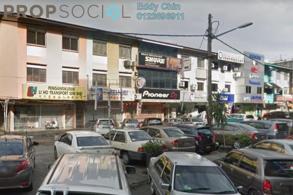 Shop For Rent in Taman Mutiara Barat, Cheras Freehold Unfurnished 0R/0B 8k