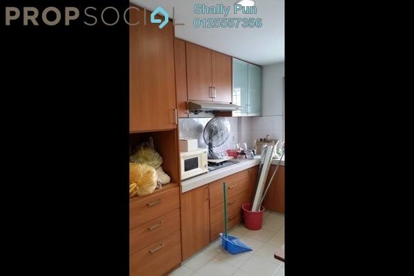 Apartment For Sale in Sri Sunway, Bandar Kinrara Freehold Semi Furnished 3R/2B 350k
