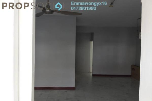 Terrace For Rent in SD10, Bandar Sri Damansara Freehold Semi Furnished 4R/3B 2k