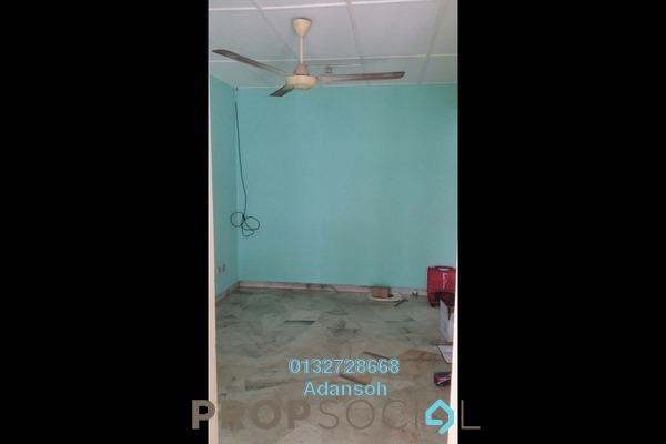 Terrace For Sale in SD4, Bandar Sri Damansara Freehold Semi Furnished 3R/2B 530k