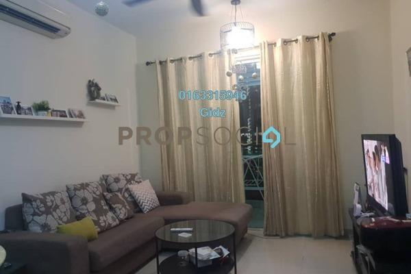 Serviced Residence For Sale in Oasis Ara Damansara, Ara Damansara Freehold Fully Furnished 2R/2B 660k