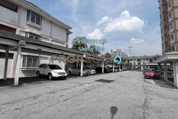 Condominium For Sale in Casa Ria, Cheras Freehold Semi Furnished 3R/2B 449k