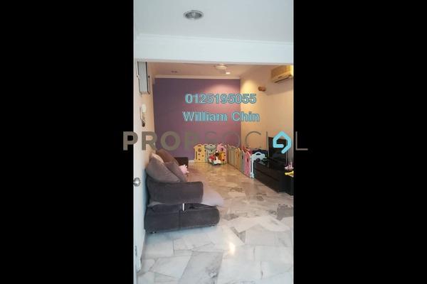 Terrace For Rent in SD11, Bandar Sri Damansara Freehold Semi Furnished 3R/3B 1.5k
